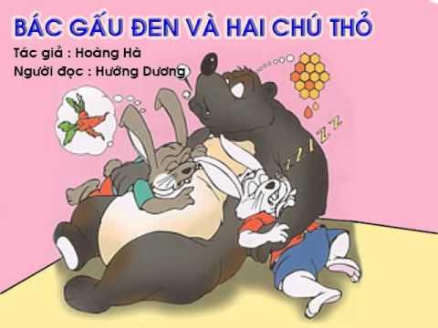 Bác gấu đen và hai chú thỏ.wmv