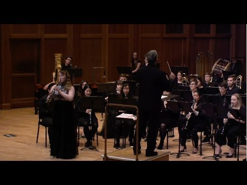 Lawrence University Wind Ensemble - May 18, 2019