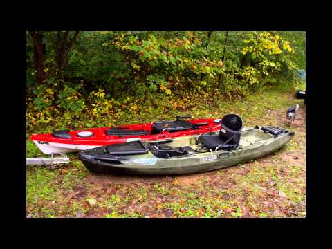 Jackson Kayak 2015 Kraken, HD and LT
