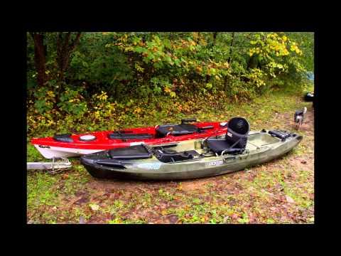 Jackson Kayak 2015 Kraken, HD and LT