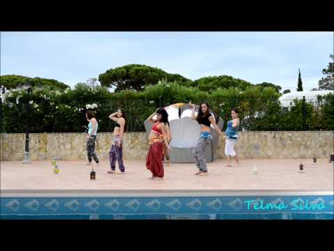 Mashallah(ek Tha Tiger)-dance Fitness  Bollywood-bellydance Fusion video