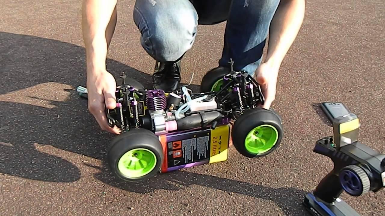 Как сделать машину на двигателе своими руками 745