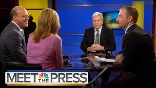 Former White House Press Staff Imagine Changes To Presidential Coverage | Meet The Press | NBC News