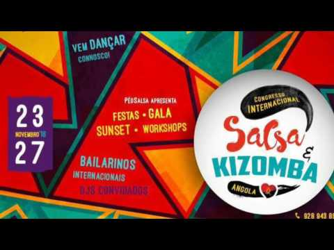 Congresso Internacional Salsa e Kizomba Angola 2016