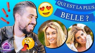 Oussama (Les Anges 11) : Qui est la plus belle ? Aurélie Dotremont ? Hillary ?