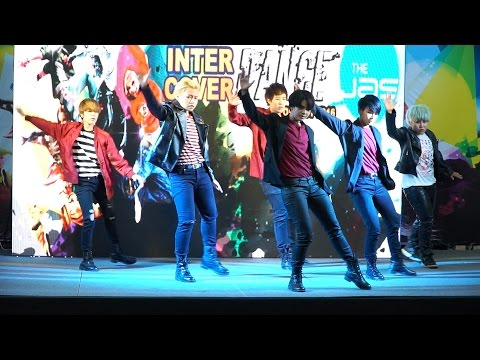 160703 BangEarn Cover BTS - Tomorrow + RUN @The Jas Cover Dance 2016 (Audition)