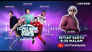[LIVE] I Can See Your Voice Malaysia Minggu 12  bersama Altimet ! | #ICSYVMY