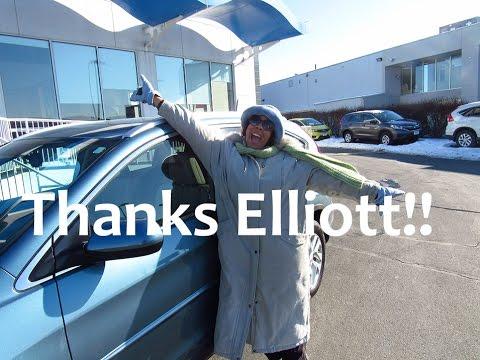 Laura Testimonial - Elliott Robinson - Sport Honda - Silver Spring Maryland