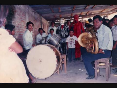 BANDA CORONITA, LOS MATLACHINES DE HIDALGO, TLANCHINOL HIDALGO