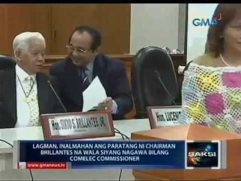 Bangayan nina Brillantes at Lagman, umabot na sa usaping intelligence fund