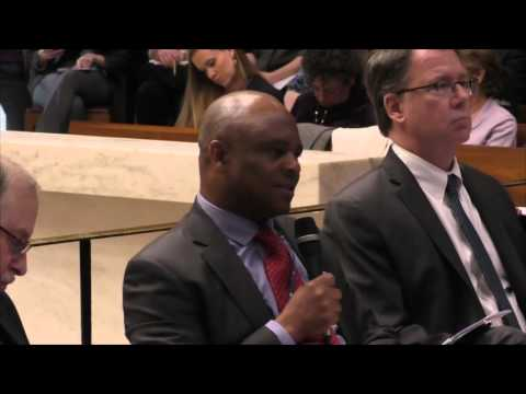 Dr Emeka Obiezu | Forced Migration, Human Trafficking and Child Soldiers | (CSW 60)