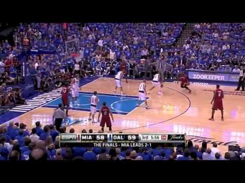 Miami Heat vs Dallas Mavericks Game 4 - Highlights