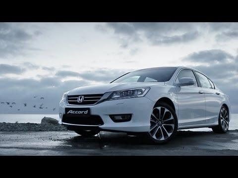 Honda Accord 2013 - красивая официальная реклама