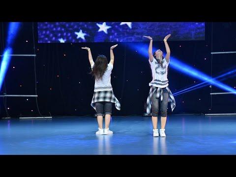 Girlz on the Dancefloor - 1st Place Hip Hop Duo Senior / Dance Fest Novi Sad 2014 / AQUA