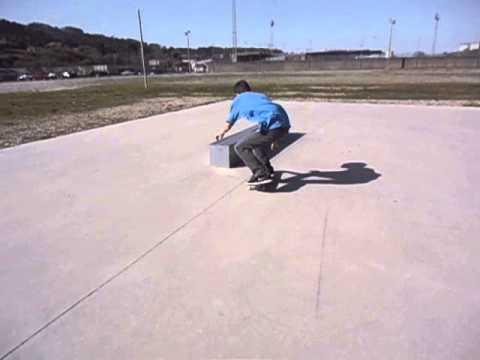 J-skater in Arteijo