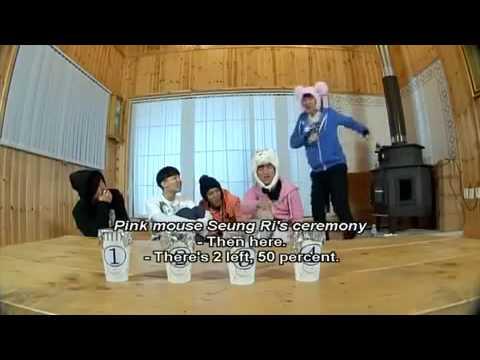 Big Bang 1 Night 2 Days Funny part ^_^
