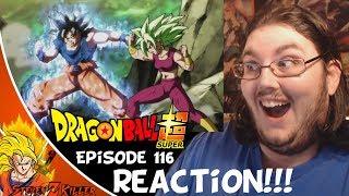 Dragon Ball Super Episode 116 HD English Subbed (Ultra Instinct Goku VS Kefla) REACTION!!!