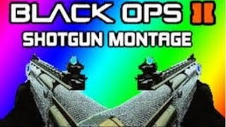 VanossGaming|Black Ops 2 Shotgun Montage, M1216,KSG and Axe Combat Clips...