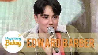 Edward reveals that he and his family started to fix their house in La Union | Magandang Buhay
