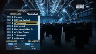 Cara PowerVU All Channel Kaonsat Imax HD