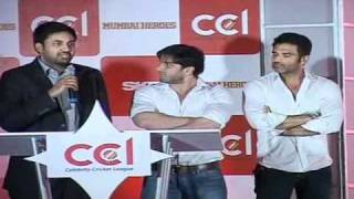 Salman Khan At 'CCL'  Launch (Full Story)
