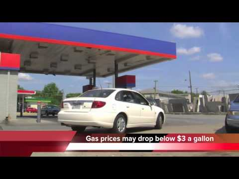 Gas prices much lower in Chattanooga