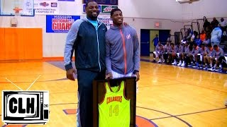 Malik Newman has Jersey Retired - Drops 38 points in Playoff Game