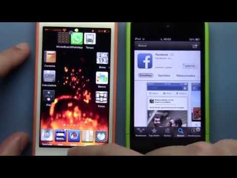 Instale o Facebook, Whatsapp no iPod Touch 4, iPhone 3GS e iPad 1 !
