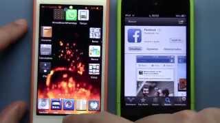 Como Instalar o Facebook, Whatsapp no ios 6 e ios 5