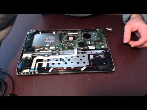 Asus Q200e X202E laptop power jack repair fix broken socket input port connector replacement