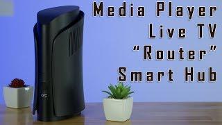 Matricom Arc - A Media Player or a Router? - Review