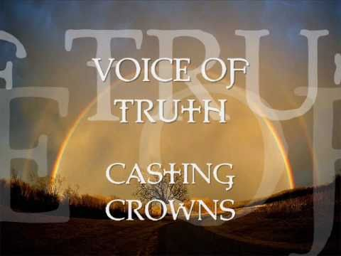 Voice Of Truth By Casting Crowns - W lyrics video