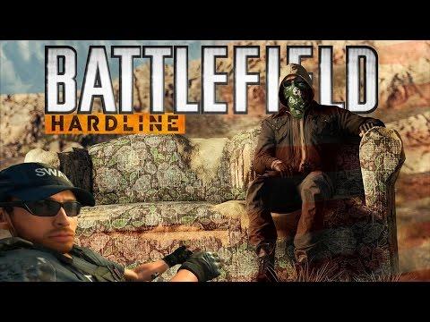 Веселые Моменты Battlefield Hardline
