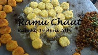 "The Famous ""Ramu Chaat"" of Ranchi"