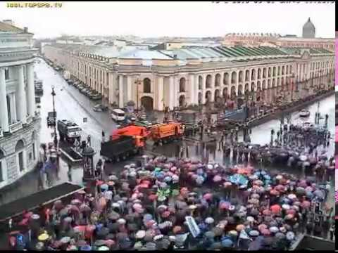 Первомай Питер 🎈 May Day demonstration 2018_St Petersburg