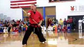 karate bo extreme