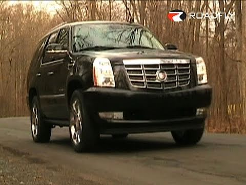 Roadfly.com - 2009 Cadillac Escalade Hybrid Video