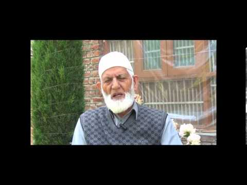 Dars e Islam Kashmir Chairman Hurriyat (G) Syed Ali Shah Geelani ( tna news Kashmir) part1