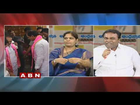 Debate on CM KCR's strategy on Early Polls | TRS Vs Congress | Public Point | Part 2
