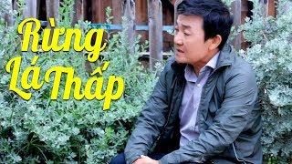 Rừng Lá Thấp - Đức Kim | Nhạc Lính Hải Ngoại Hay Nhất 2019