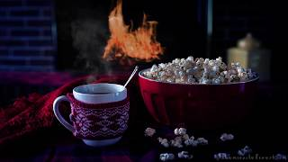 Cozy Night In ASMR Ambience
