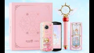 Mở Hộp Meitu T9 Phiên Bản 《Card Captor Sakura 》  Meitu T9《Card Captor Sakura 》Unboxing - 美图T9手机开箱