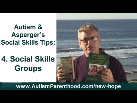 Social Skills - Autism / Asperger's Syndrome Social Skills Groups