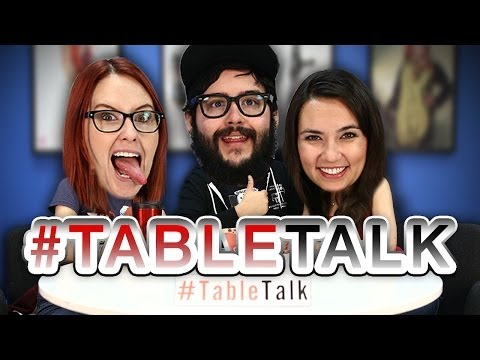 Sex Tapes, And One Boob Dresses On #tabletalk! video