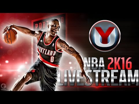 NBA 2K16 PLAYOFF Livestream & Giveaway drawing!