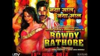 Chinta Ta Ta Chita Chita- Rowdy Rathor (Akshay Kumar & Sonakshi Sinha)