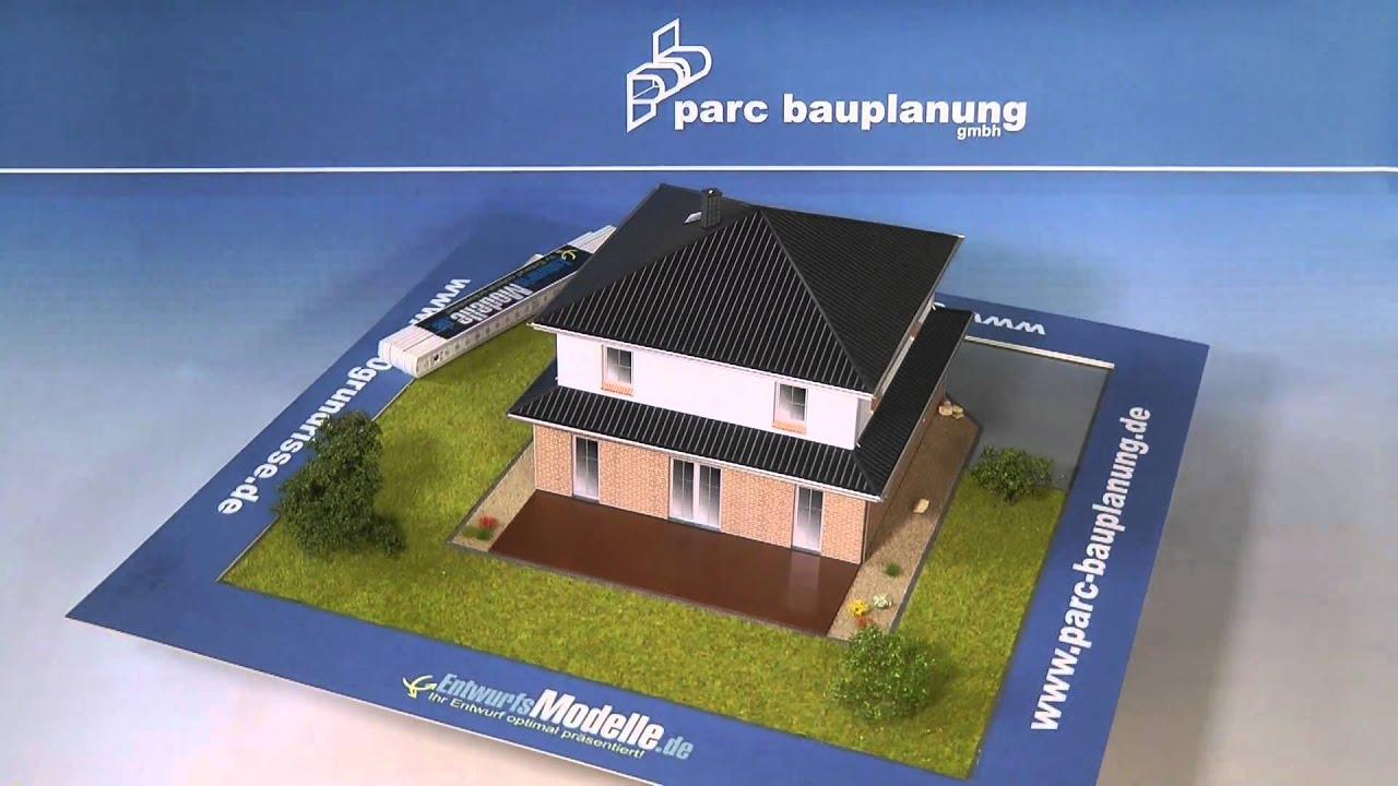 Staffelhaus mit mischfassade putz und verblendmauerwerk for Parc bauplanung