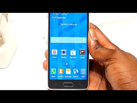 Samsung Galaxy Alpha Hands-On Review!