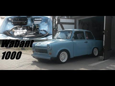 Wabant 1000 Zehdenick Trabant 601 **OST BUT GOLD**