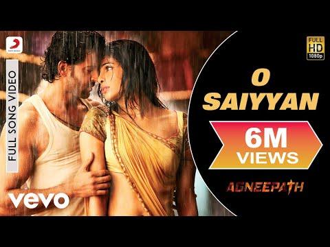 O Saiyyan - Agneepath | Hrithik Roshan | Priyanka Chopra thumbnail